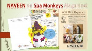 naveen on spa monkeys magazine_eng