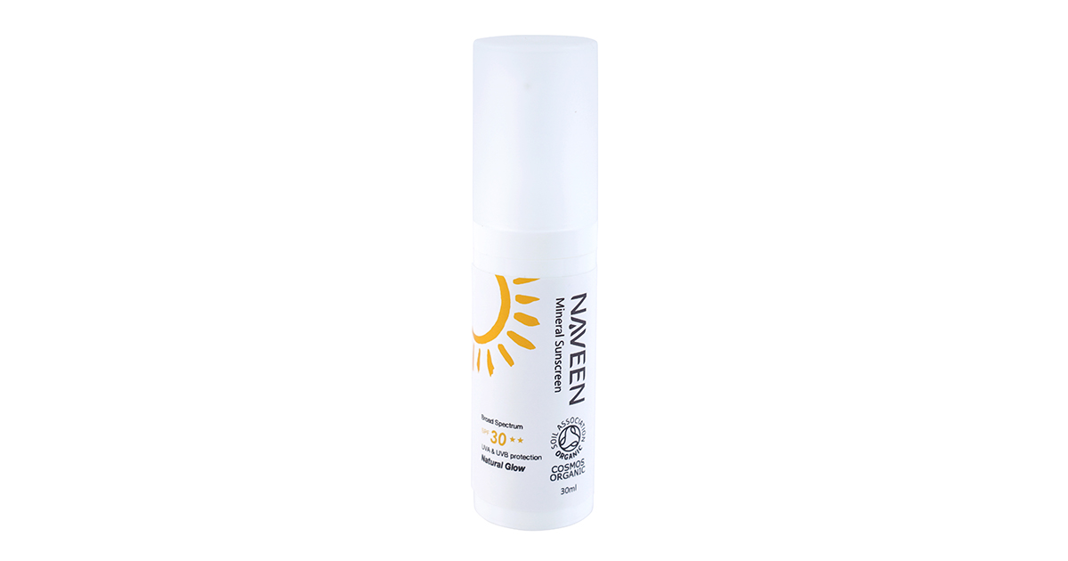 Mineral Sunscreen – Natural Glow-1200X630
