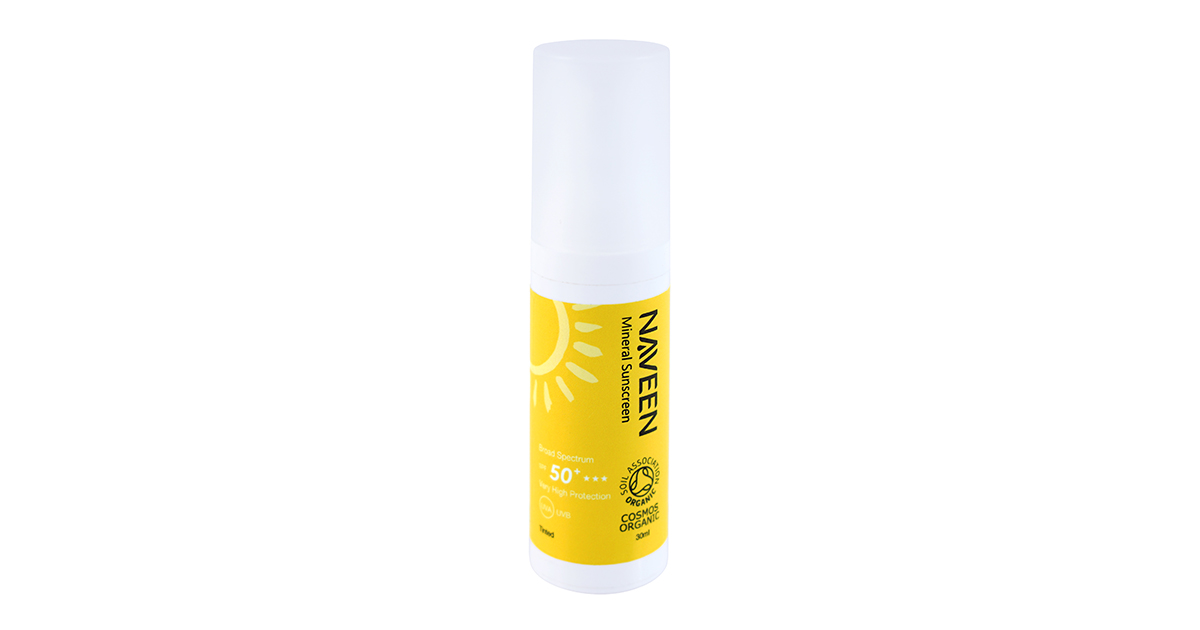 Mineral Sunscreen SPF50 – Tinted-1200X630